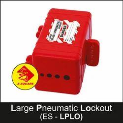 Pneumatic Plug Lockout