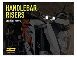 Greasehouse Customs KTM Duke 200/390 Handle Bar Risers