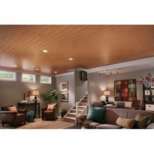 Modern Plank Pvc False Ceiling