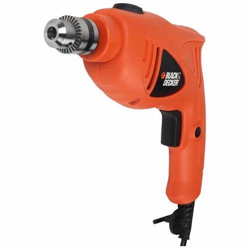 Black & Decker HD400 Hammer Drill 10 mm, 500 W, 3000 RPM