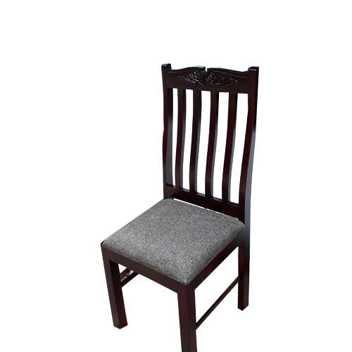 Brown Polished Wooden Dining Chair Rs 3000 Piece Sams Furniture