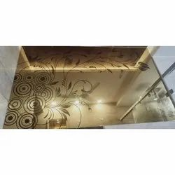 Home Decor Designer Glass