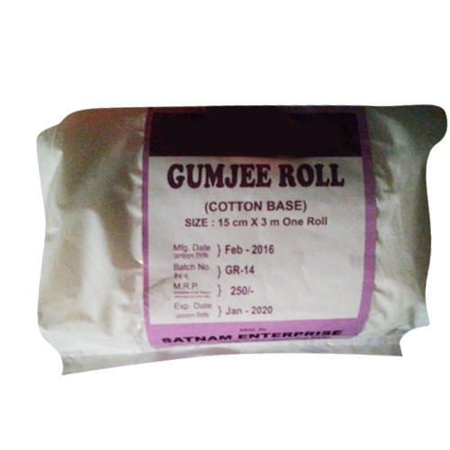 Medical Cotton Roll, One Roll, for Clinical