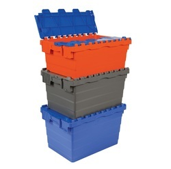 Stackable & Nestable Container