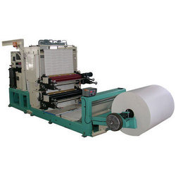 Non-Woven Automatic W Cut Punching Machine