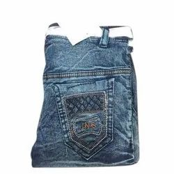 Party Wear Kids Stretchable Denim Jeans, Size: 20-40