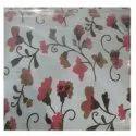 Flower Print Cotton Yarn Dyed Fabric