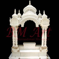 Worship Marble Temple