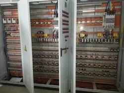 RRA Industrial Control Panel