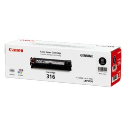 Canon 316 Original Laser Toner Cartridge