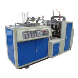 Automatic Disposable Paper Glass Making Machine