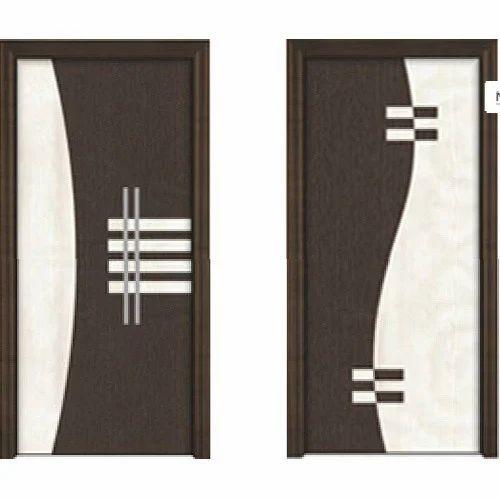 Attirant Laminate Wood Door