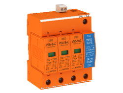 OBO Bettermann Surge Protection Systems- Combination Controller