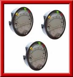 Aerosense Model ASGC-120PA Differential Pressure Gauge Range 60-0-60 PA