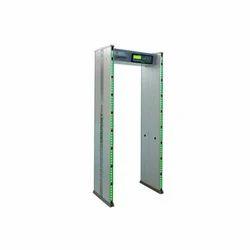 Eight Zone Door Frame Metal Detector