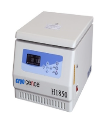 Tabletop High Speed Centrifuge - H1850