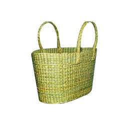 Bamboo Ladies Oval Bag