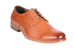Men Tan Color Formal Shoes, Size: 6 to 14