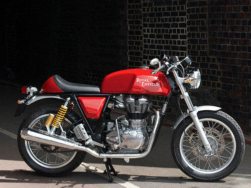Royal Enfield Continental Gt Motorcycles India Unit Of Bharat