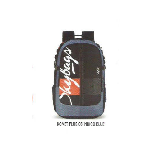 173e1646617b Skybags HD Shiny Polyester and TPE 600D Polyester Trendy Komet Plus Backpack