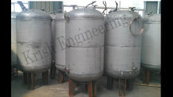 Stainless Steel Industrial Storage Tank