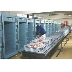 Vegetable Cold Storage Plant