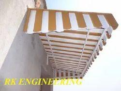 Galvanized Corrugated Sheet Shed