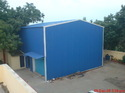 Warehouse Godown Roofing Shed