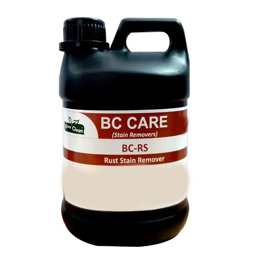 Oxidising Type BC-RS (Rust Stain Remover), Packaging Type: Plastic Can, Packaging Size: 500 Ml