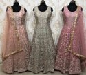 Shree Jee Ethnic Long Gowns, Size: Large
