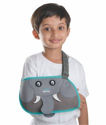 Child Pouch Arm Sling Baggy