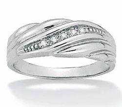 Beautiful Boys Silver Rings