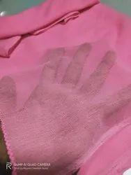 Georgette gorget fabric, 50-100