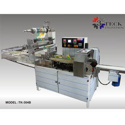 Cup Cake Packaging Machine