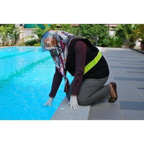 Materials Swimming Pool Water Sampling Service | ID: 15742290891