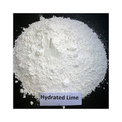 Future India Chemicals White Hydrated Lime Powder, Packaging Type: Bag