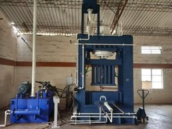Linga Technologies Fully Automatic Growbag Slabs Making Machine