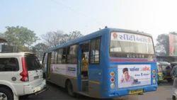 Surat City Bus- Branding