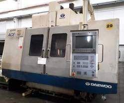 VMC Daewoo Ace- V600