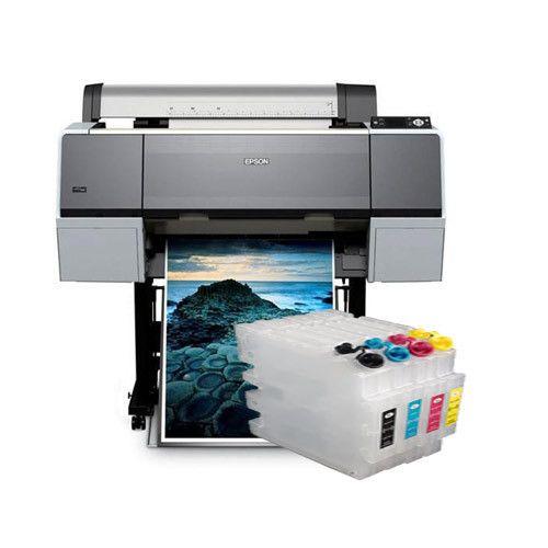 Splashjet Refillable Cartridge For Epson Pro 7800 9800 Ink