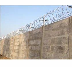 Single Razor Razor Wire Fencing