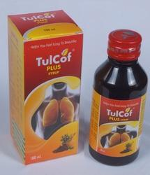 TULCOF-PLUS Syrup is a 100% Herbal Cough Syrup