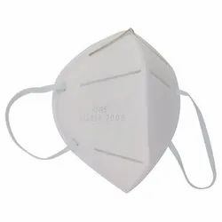 White Certified KN95 Face Mask