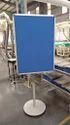 Rotating display stand