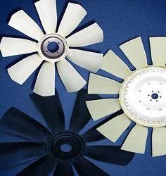Cummins Engine Radiator Metal Plastic Fiber Fans Multi-Wing Hascon-Wing BorgWarner Wing-Fan