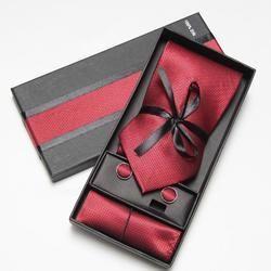 Tie And Cufflink Set