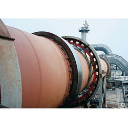 Rotary Kiln for Making Sponge Iron