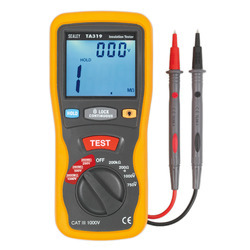 NABL Calibration Service For Insulation Tester