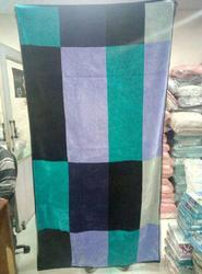 Multi Color Terry Summarize Beach Towels, Size: 32