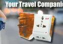3 Pin Travel Universal Multiplug